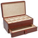 Fossil 10-Piece Watch Box for $119 + free shipping