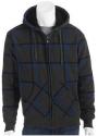 Big Men's Plaid Fleece Jacket (XXL Only) for $12 + pickup at Walmart