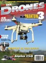 Rotor Drone Magazine 1-Year Subscription for $12 for 6 issues