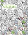 Natural Wonders Color Art Coloring Book for $3 + pickup at Walmart