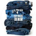 The Children's Place Kids' Jeans for $8 + free shipping