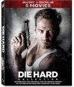 Die Hard 5-Movie Collection on Blu-ray for $21 + pickup at Walmart