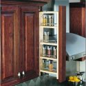 """Rev-A-Shelf 3"""" Wide Upper Cabinet Pull Out for $62 + free shipping"""