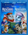 The Rescuers / Down Under on Blu-Ray / DVD for $9 + pickup at Best Buy