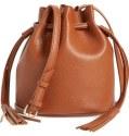 Street Level Mini Tassel Bucket Bag for $19 + free shipping