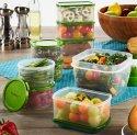 Fit & Fresh Smart Portion Food Storage Set for $15 + $5 s&h