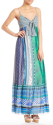 Diane von Furstenberg Women's Silk Maxi Dress for $359 + free shipping