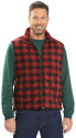 Woolrich Men's Andes Fleece Vest for $25 + free shipping