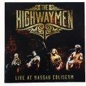 The Highwaymen Live at Nassau Coliseum Vinyl for $8 + free shipping