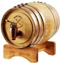 Refinery Mini Whiskey Barrel Decanter for $15 + pickup at Target