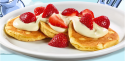 Pancakes for Kids at Denny's for free