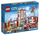 LEGO City Fire Station for $64 + free shipping