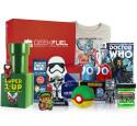 Geek Fuel Mega Pack 3-Month Subscription for $70 + $24 s&h