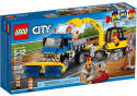 LEGO City Vehicles Sweeper & Excavator Set for $24 + pickup at Walmart