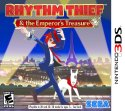 Rhythm Thief & The Emperor's Treasure for 3DS for $5