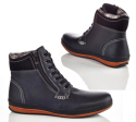 Henry Ferrara Carlos Men's Lace-Up Boots for $35 + free shipping
