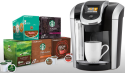 Keurig K475 Coffee Brewer Starter Set for $99 + free shipping