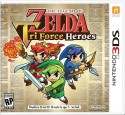 The Legend of Zelda: Tri Force Heroes for 3DS for $17 + pickup at Target