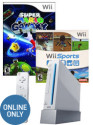 Used Nintendo Wii Blast from the Past Bundle for $50 + free shipping