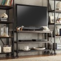 Tribecca Home Nelson Rustic TV Stand for $180 + free shipping