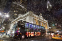 The Ride Holiday Edition Bus Tour in NYC: $25 off, from $57