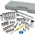 Ironton 51-Piece Socket Set for $12 + Northern Tool pickup