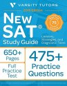 """New SAT Prep Study Guide"" Kindle eBook for free"
