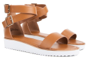 Akira Women's Day in the Park Sandals for $15 + free shipping