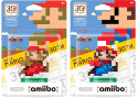 Classic Mario Amiibo Figure 2-Pack for $5 + pickup at Walmart