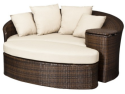 Threshold Rolston Wicker Patio Daybed for $534 + $60 s&h