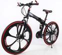 """Jindie Men's 26"""" Folding Mountain Bicycle for $292 + free shipping"""