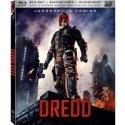 Dredd on 3D Blu-ray / Blu-ray / Digital HD for $4 + free shipping