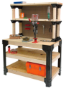 Hopkins AnySize Workbench Kit with ShelfLinks for $58 + Northern Tool pickup