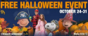 Bass Pro Shops Halloween Events for free