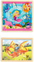 3 Imaginarium Wooden Puzzles for $20 + free shipping