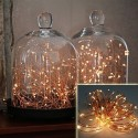 Wireless 9-Foot Waterproof LED String Lights for $9 + free shipping