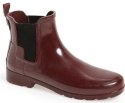 Hunter Women's Chelsea Refiner Rain Boots for $100 + free shipping