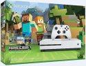 Microsoft Xbox One S 500GB Minecraft Bundle for $215 + free shipping