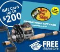 Bass Pro Shops Online Rod & Reel Trade-In: Up to $200 off a new one + pickup at Bass Pro