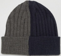 Asos Men's Half And Half Beanie for $7 + $4 s&h