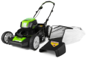 "GreenWorks Pro 80V 21"" Cordless Lawn Mower for $217 + free shipping"