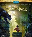 The Jungle Book on Blu-ray / DVD / Digital for $10 + free shipping w/ Prime