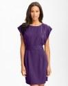 Eliza J. Women's Drape Sleeve Sash Belt Dress for $83 + free shipping