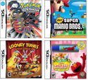Used Nintendo DS Games at GameStop Buy 2, get 3rd for free