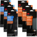 3M Wet Or Dry Automotive Sandpaper 15-Pack for $7 + free shipping