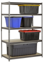 Muscle Rack 5-Shelf Steel Shelving from $50 + $10 s&h