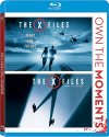 The X-Files Movie Double Feature on Blu-ray for $10 + free shipping w/ Prime