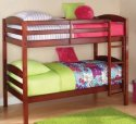 Mainstays Twin-Over-Twin Wooden Bunk Beds for $179 + free shipping