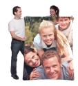 "50"" x 60"" Full Image Fleece Photo Blanket for $36 + free shipping"