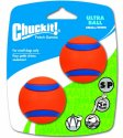 ChuckIt! Medium Ultra Ball 2-Pack for $3 + free shipping w/ Prime